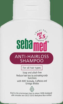 SEBAMED Szampon przeciw wypadaniu włosów, 200ml
