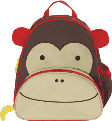 SKIP HOP Zoo Batôžtek - Opička