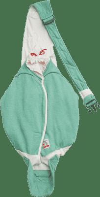 LODGER Nosítko Shelter 2.0 Cotton Sport - Anise