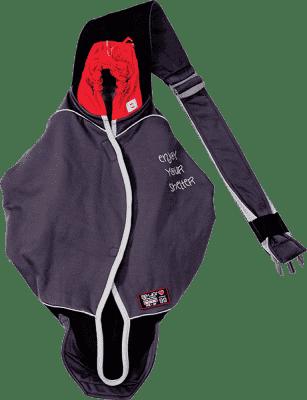 LODGER Nosítko Shelter Mesh Sport – Platinum