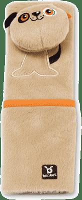 BENBAT Chrániče na bezp.pás, 1ks - pes, 4-8 rokov