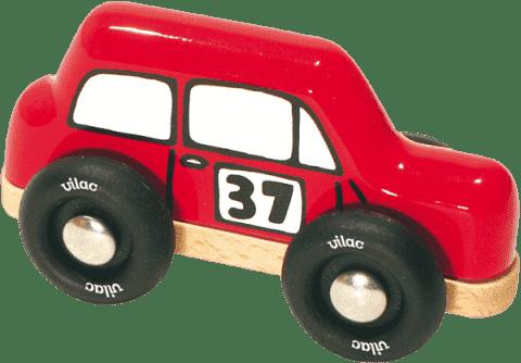 VILAC Drevená hračka - Drevené osobné auto
