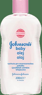 JOHNSON'S BABY Łagodna oliwka 200ml