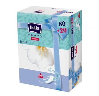 BELLA Panty Aroma Fresh 80+20 ks zadarmo