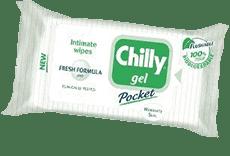 CHILLY Vlhčené ubrousky Fresh (12 ks)