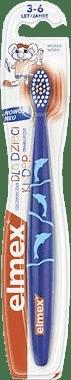 Szczoteczka do zębów dla dzieci ELMEX 3-6 lat