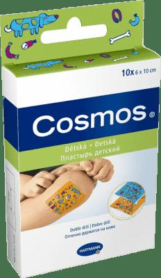 COSMOS Plaster dla dziecka 6 cm x 1 m