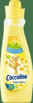 COCCOLINO Happy Yellow 1l (28 dávok) - aviváž