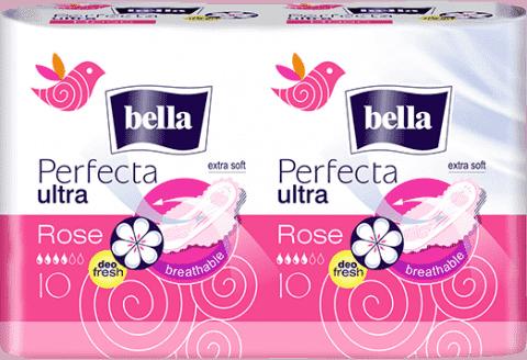 BELLA Perfecta rose duo 20ks (10+10)