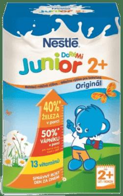 NESTLÉ Junior DoRéMi 2+ (700 g) - dojčenské mlieko