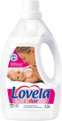 LOVELA Sensitive color 1,5l - płyn do prania do kolorów