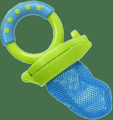MUNCHKIN gryzak do podawania pokarmu - niebiesko-zielony