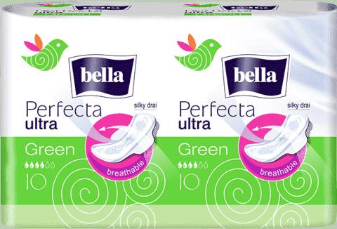 BELLA Perfecta green duo 20ks (10+10)