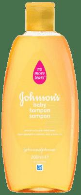 JOHNSON'S BABY Szampon 200ml