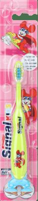 Signal Kids zubná kefka (3-6 rokov) - dievča