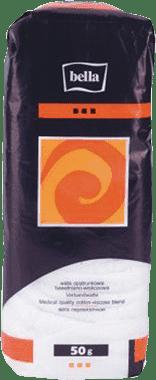 BELLA Vata obvazová bavlněná-viskózní 50 g