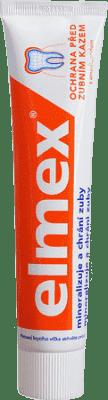 ELMEX Classic Pasta do zębów 75ml – dla dzieci powyżej 12 roku życia oraz dorosłych