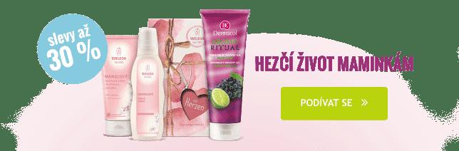 Kosmetika slevy až 30 %