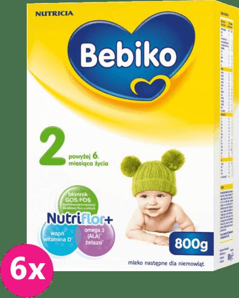 bebiko sześciopak