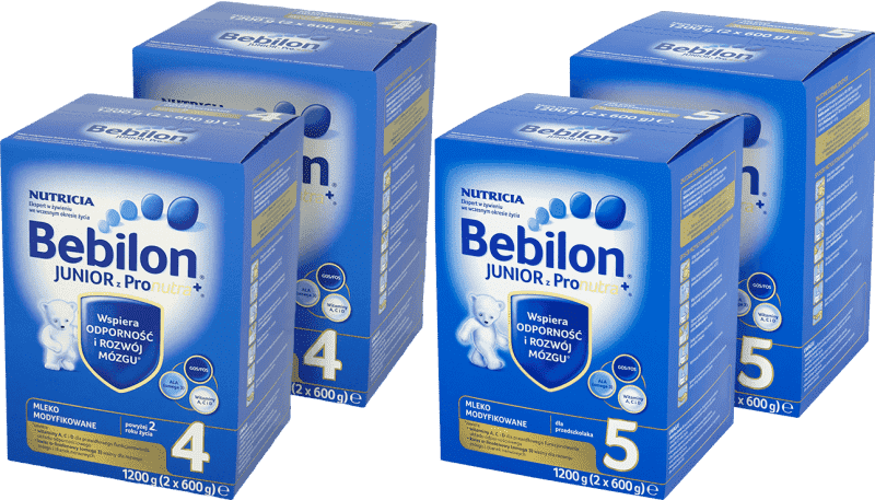 Bebilon + prezent